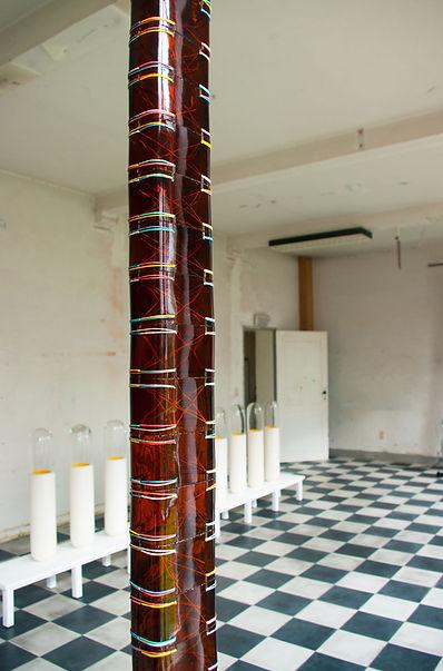 """""""Toren 1"""", Diafaan V, Groot Begijnhof Gent,"""