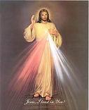 Jesus Divine Mercy Portrait