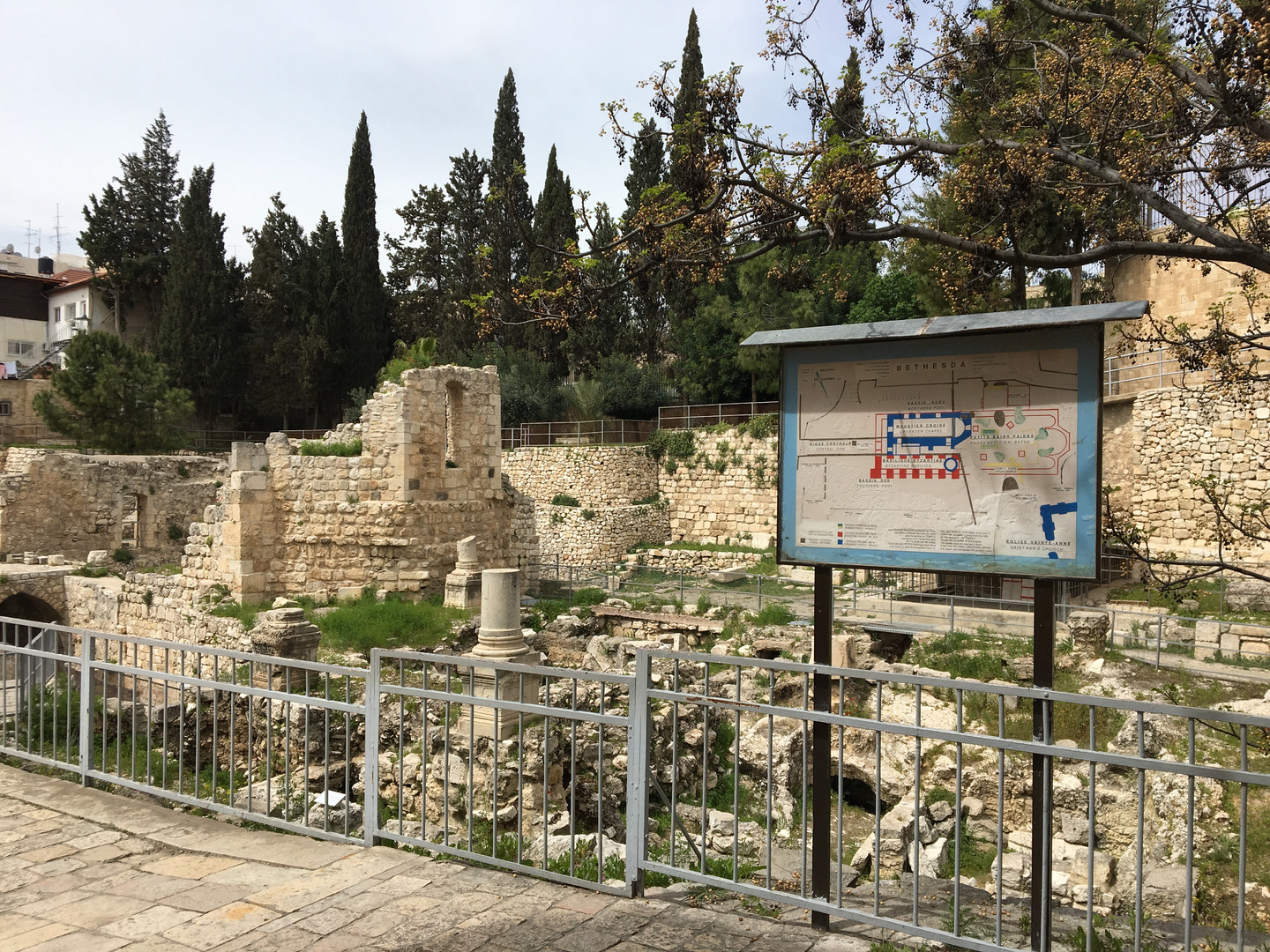 Pool of Bethesda St. Anne Church7.jpg