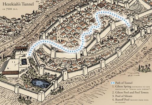 Hezekiahs Tunnel Map.jpg