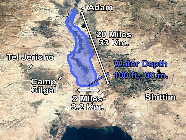 Jordan River Crossing Water Fill (Medium