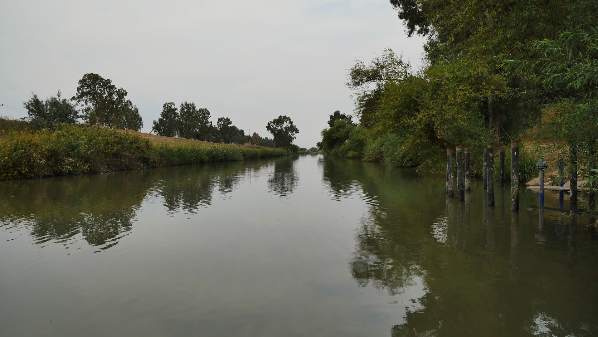 Jordan River by Viewing Area 5