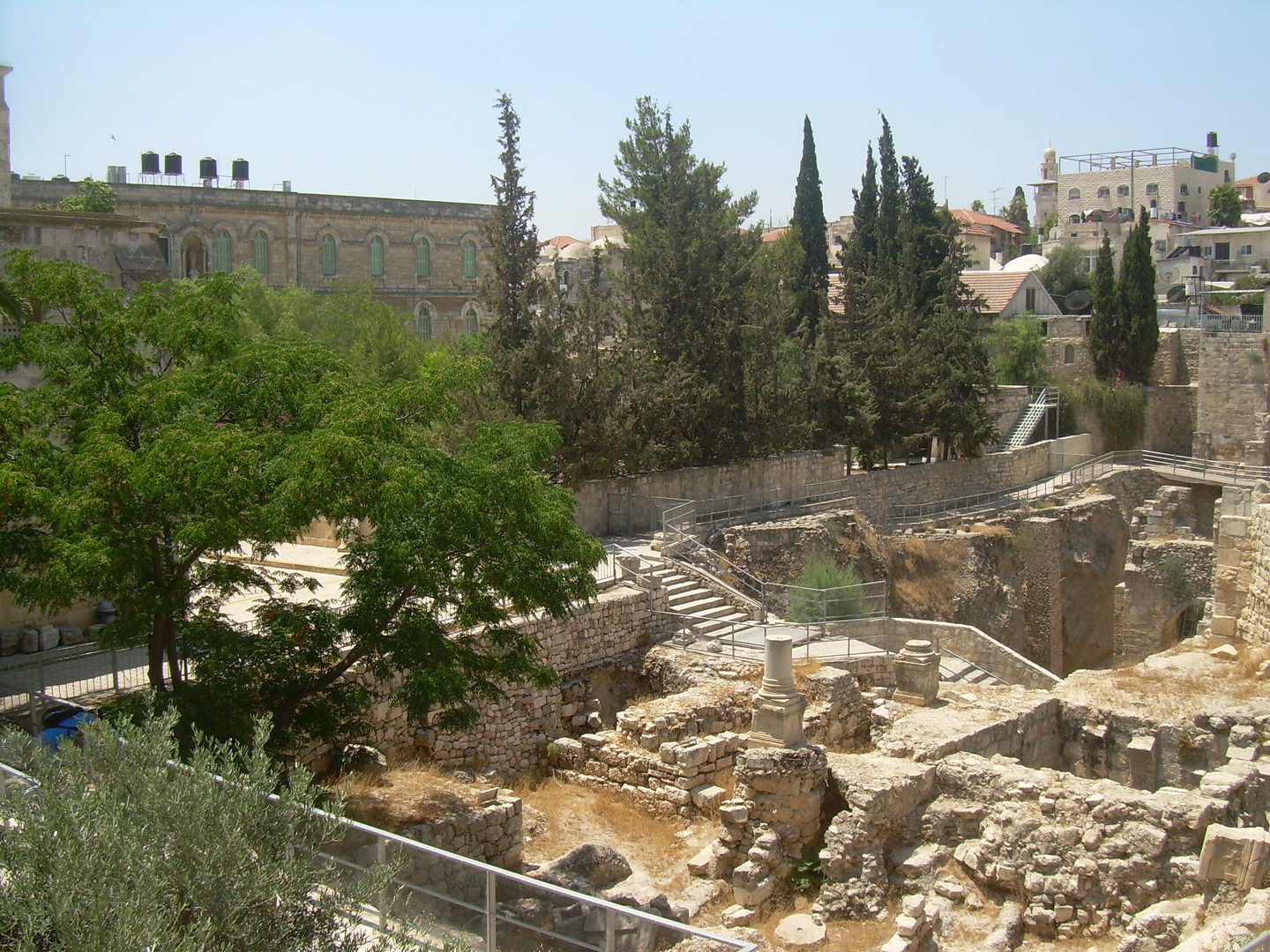 Pool of Bethesda St. Anne Church8.jpg