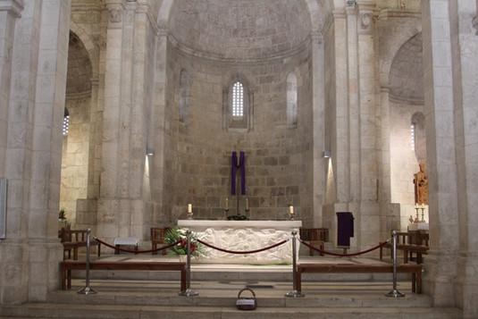 Pool of Bethesda St. Anne Church4.jpg
