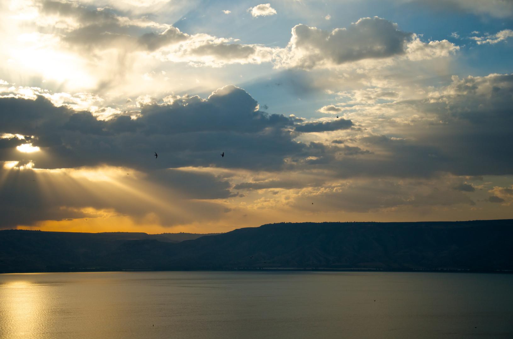 Sea of Galilee Sunrise.jpg