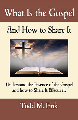 What Is the Gospel Digital Book Cover Fr