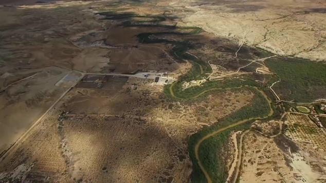 Qsar al Yahud Baptism Site.jpg