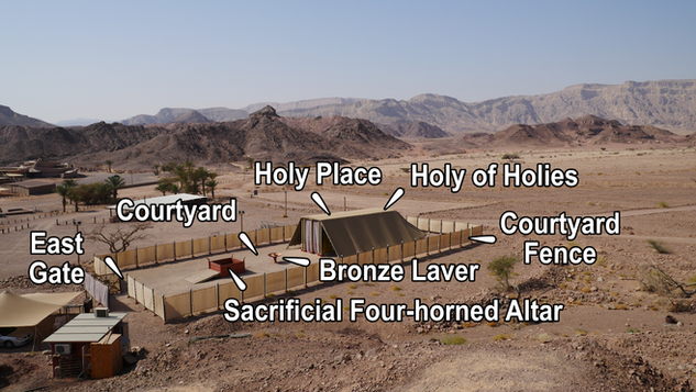 Timna Tabernacle Place of Interest.png