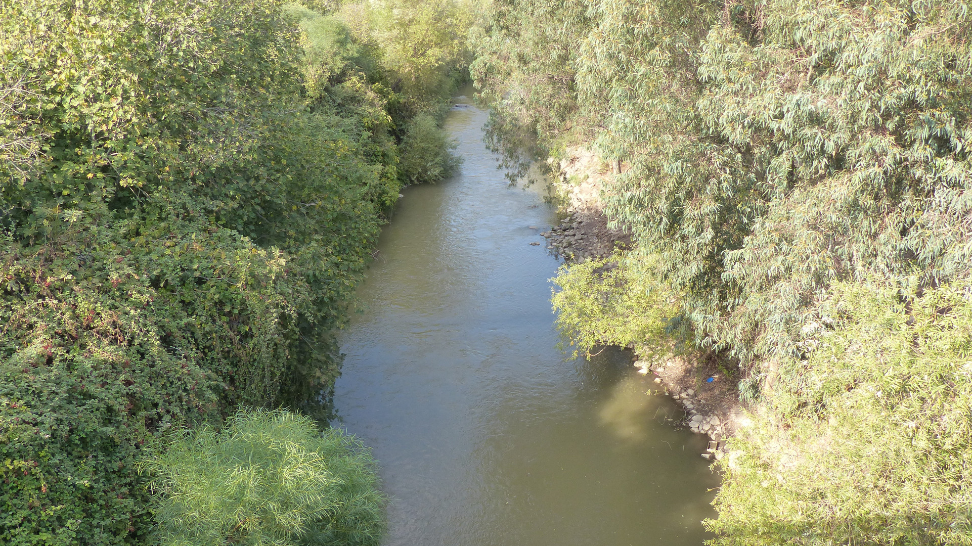 Jordan River by Viewing Area 6e