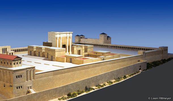 Herod's Temple 3