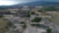 Hazor Places of Interest Closeup (Medium