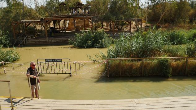 Jesus Baptismal Site 3