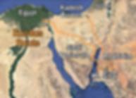 Kadesh Barnea Places of Interest (Medium