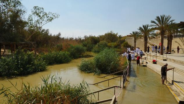 Jesus Baptismal Site 2