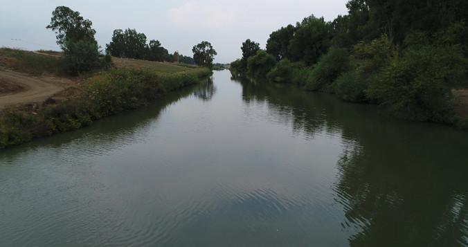 Jordan River by Viewing Area 4