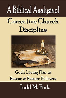 Biblical Discipline Digital Book Cover F