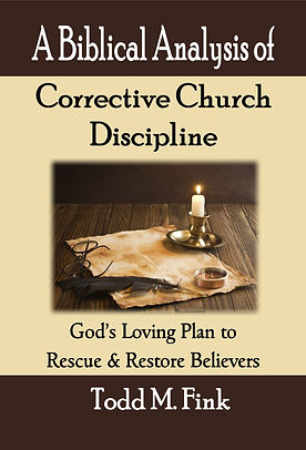Biblical Discipline Digital Book Cover F