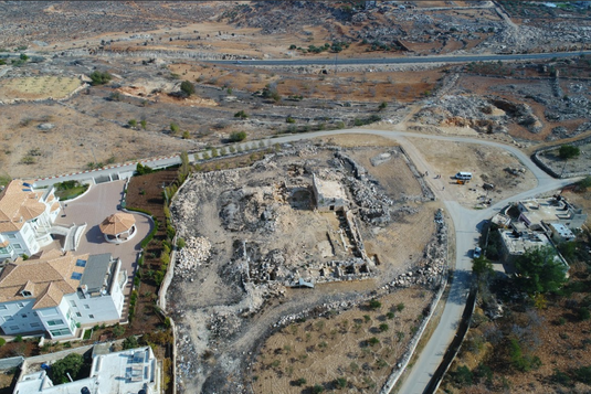 Abraham & Jacob Site