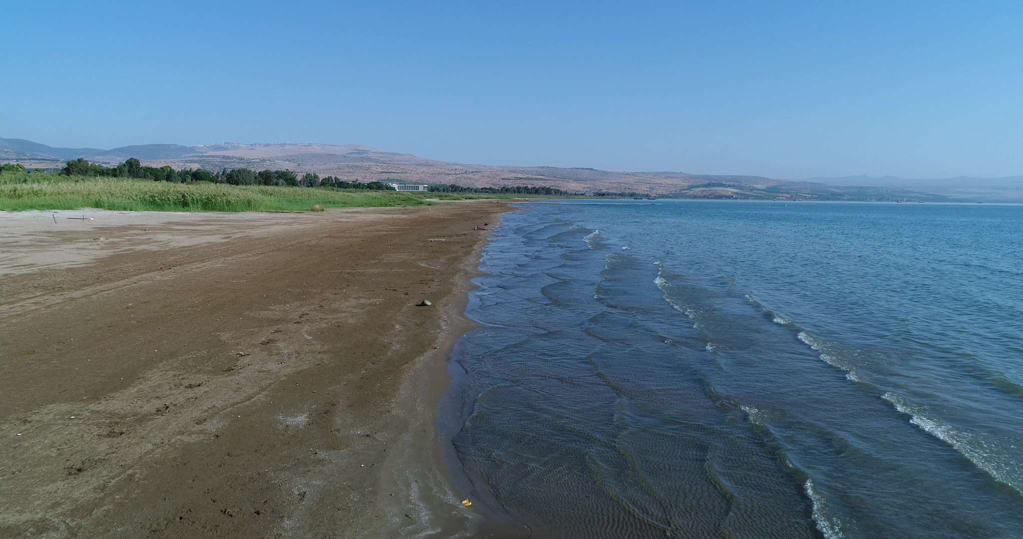 Drone shot Sea of Galilee shore.jpg