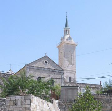 Church of John the Baptist, Ein Kerem.jpg