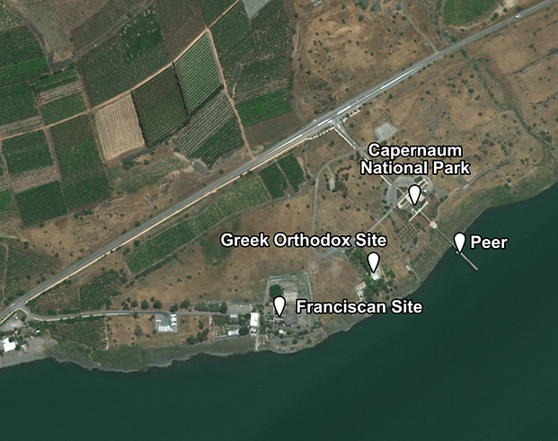 Capernaum Places of Interest (Medium).pn