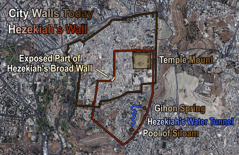 Hezekiah's Broad Wall Map History.png