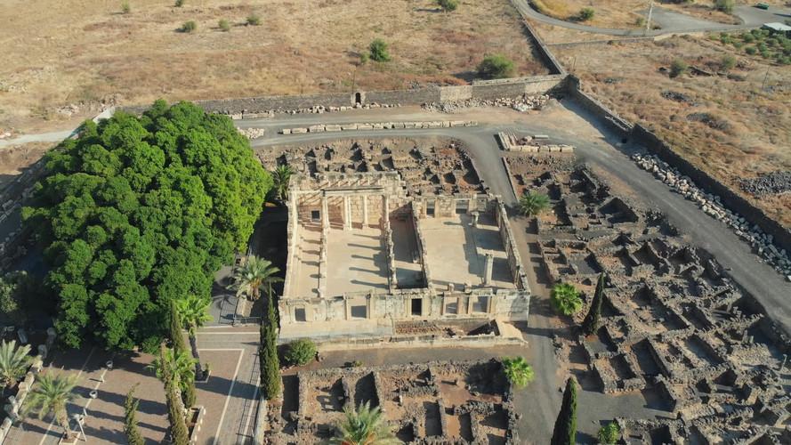Capernaum, the town of Jesus_Moment10.jp