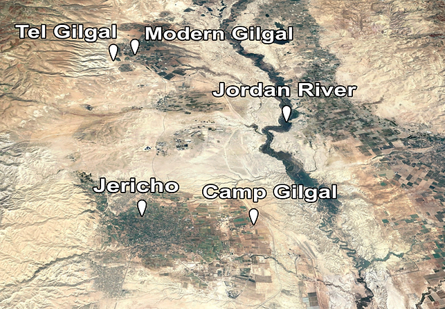 Gilgal Places of Interst Large (Medium).