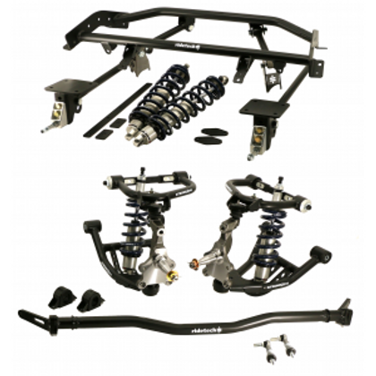 1967-69 Firebird Complete Coilover Suspension Package - 11160201