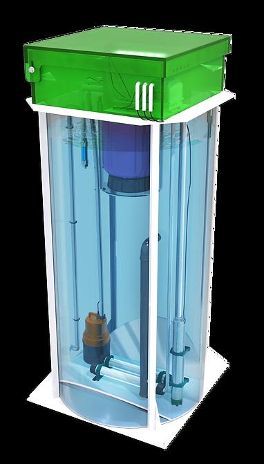 Аквасип - очистка питьевой воды, водоподготовка на дачном участке