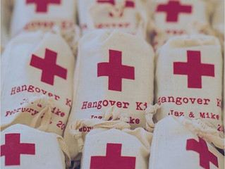 10 Creative Wedding Favors