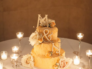 5 Ideas for Your Winter Wedding Cake
