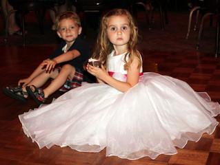 Offering Kid-Friendly Wedding Favors