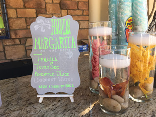 The Best Wedding Drink Menu