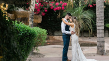 Garden Romance Micro-Wedding Package