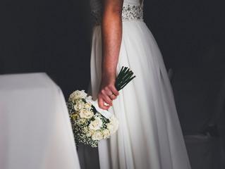 Make Your Indoor Wedding Feel Like an Outdoor One