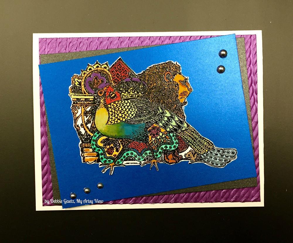 Earth Art International Animal Spirit Stamps