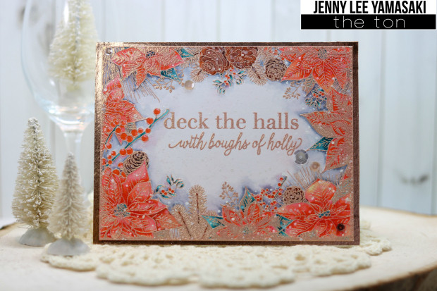 The Ton Stamps, Jenny Lee Yamasaki, Christmas