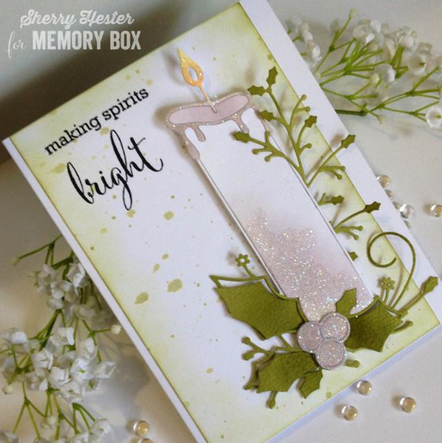 Memory Box, Sherry Hester, Christmas
