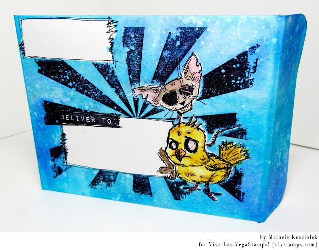 Mail Art, Michele Kosciolek