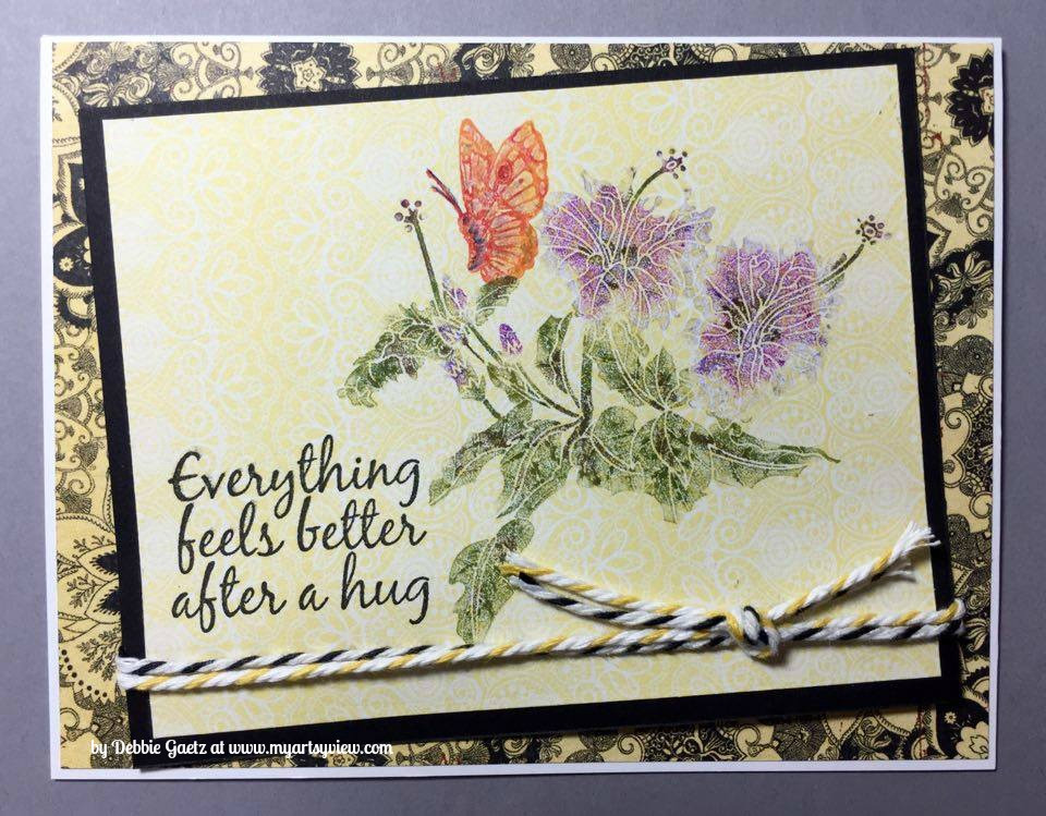 Local King Rubber Stamps, Magenta Style, Caran d'Ache Luminance 6901, Penny Black, Graphic 45, VersaFine