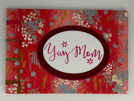 Mother's Day Booklet Card