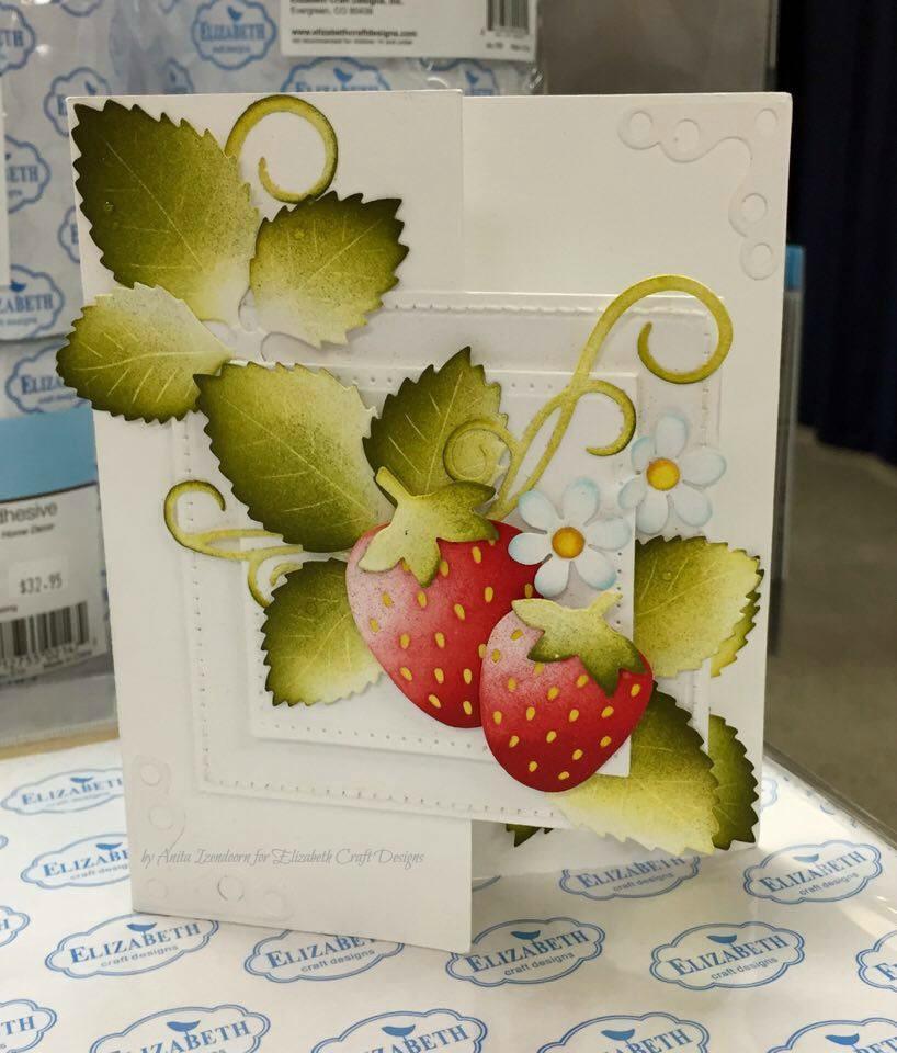 Elizabeth Craft Designs, Anita Izendoorn, Joset Designs, Soft Finish Card Stock