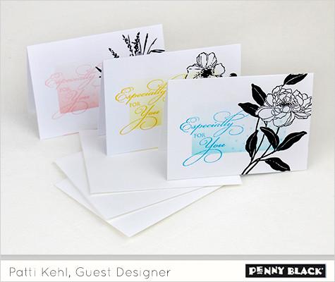 Penny Black Stamps, Patti Kehl