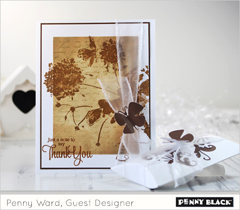 Penny Ward, Penny Black Stamps