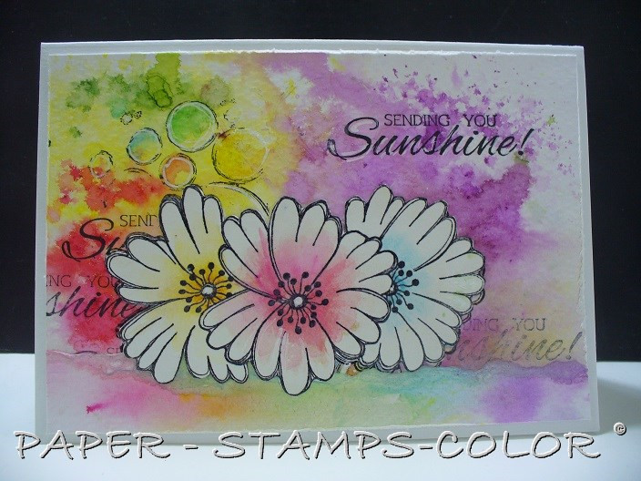 Magenta Style, Ellie Knol, Nuance Watercolor Powder