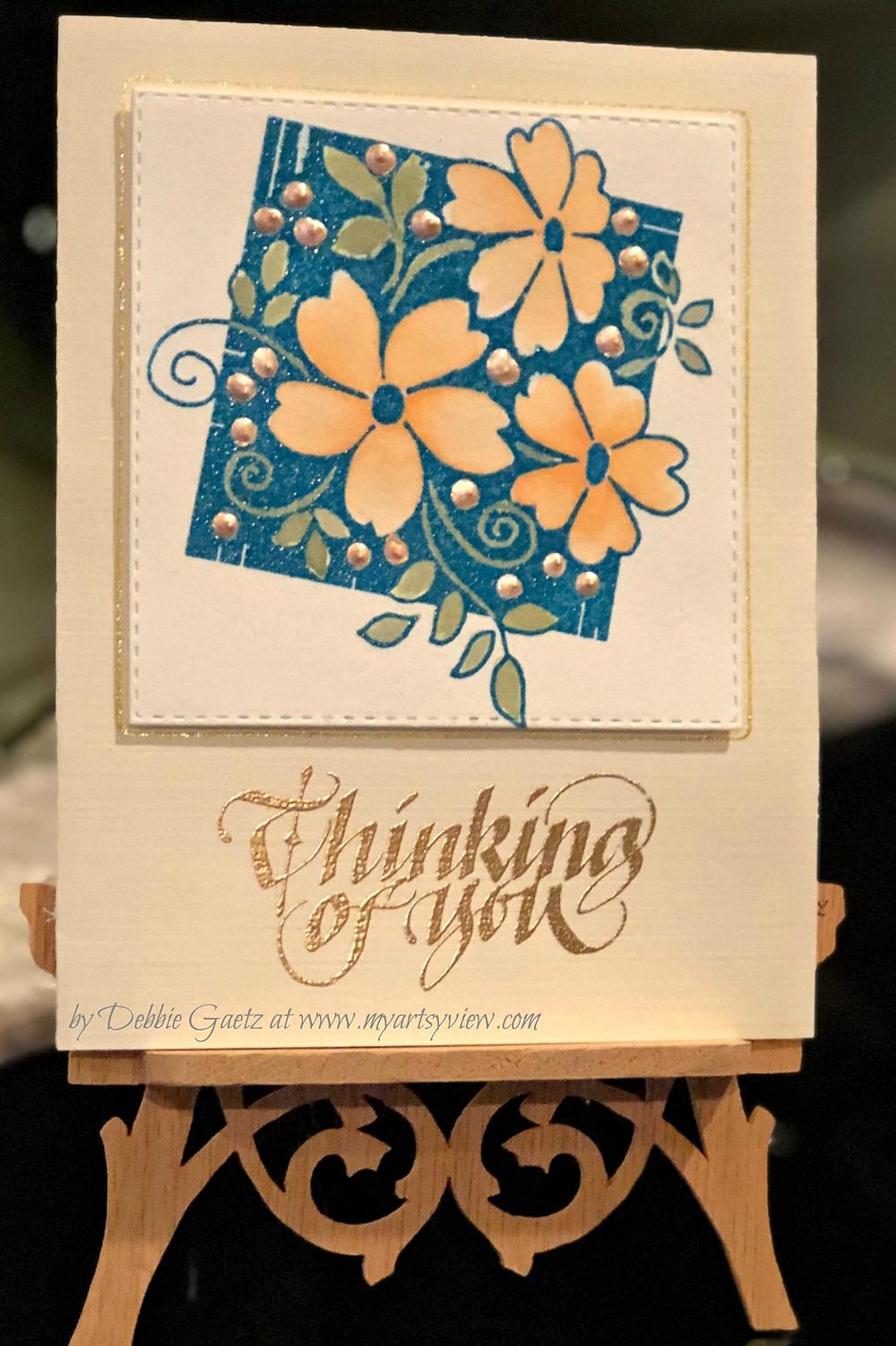 Magenta, Memory Box, Tsukineko, Ranger, Imagine Crafts, Distress Inks, Watercoloring, Strathmore