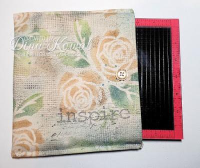 MISTI, Dina Kowal, IMAGINE Crafts, Impression Obsession