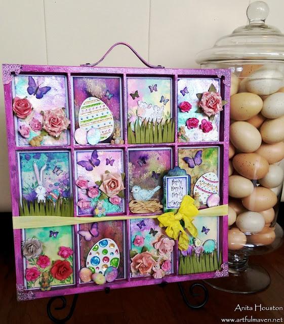 Anita Houston, Artful Maven Blog, Easter