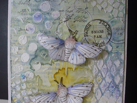 Beautiful Card by Magenta Design Team Member, Ellie Knol